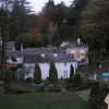 Portmeirion at dusk