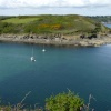 The serene Helford River at Gillan Creek, near Porthallow