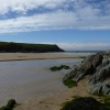 Polly Joke beach near West Pentire, Cornwall