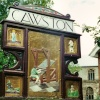 Cawston village sign