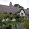 Thatched cottage Devon