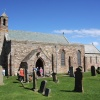Lindisfarne Church