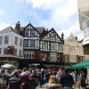 Half-Timbered Shops, Canterbury