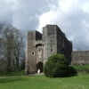 The Gatehouse, Berry Pomeroy Castle