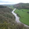 The Wye Valley from Symonds Yat Rock