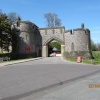 Entrance to Arundel Castle