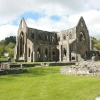 Tintern Abbey or what's left of it.
