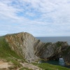 Near Lulworth Cove, Dorset