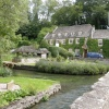 Gorgeous Cotswold village of Bibury