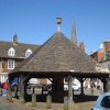 Market Place, the Butter Cross