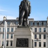 Statue of Rabbie Burns, Glasgow