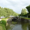 Pyford Lock in Action