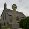 St George's Church & war memorial, Nanpean