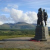 Commando Memorial and Ben Nevis