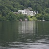 A lakeside hotel on Lake Windermere