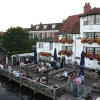 Dining by The Thames in Henley