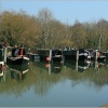 Kennett and Avon Canal - Parked