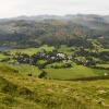 Grasmere from Brackenfell 7