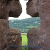 Goodrich Castle -In The Sight Line
