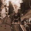 North Yorkshire Moors Railway.....wartime weekend 3