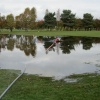 Waterlogged Course