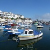 Brixham Harbour.