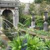 Garden at Arundel Castle