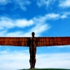 The Angel of the North Gateshead