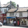 Shops on Ash Street, Bowness on Windermere