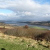 View of Dornoch Firth, Struie Hill