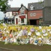 Madeleine McCann's Memorial in Rothley