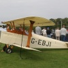 Hawker Cygnet Old Warden