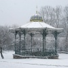 Winter Bandstand at Roker