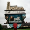 Earl  Stonham Village Sign