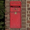 GR Post Box, St Olaves