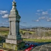 War Memorial, Top of Maltby crags.