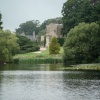 In the gardens of the Abbey, Newstead Abbey