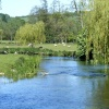 River outside Chilham