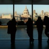 View from the Tate Modern Gallery