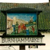 Burnham Market Village Sign