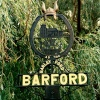 Barford Village Sign