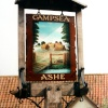 Campsea Ashe Village Sign