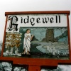 Ridgewell Village Sign