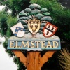 Elmstead Village Sign