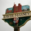 Layer Marney Village Sign