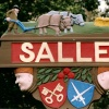 Salle Village Sign