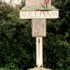 Mileham Village Sign