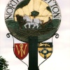 North Wootton Village Sign