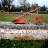 Corpusty Village Sign