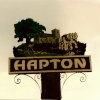 Hapton Village Sign